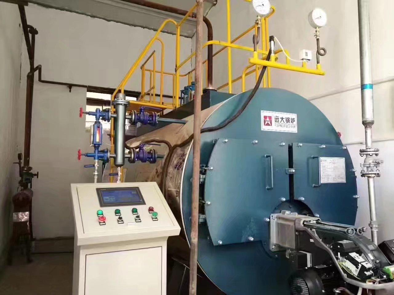 IDO Fired Steam Boiler for food processing