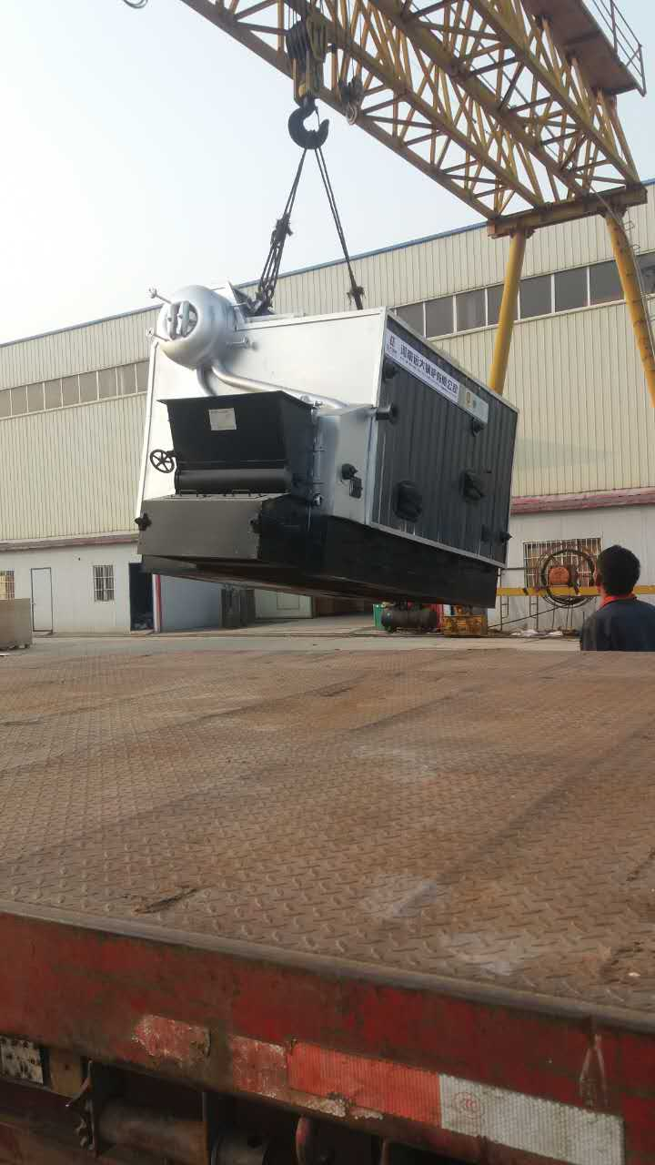 Biomass Rice Husk Fired 2 Ton 4 Ton Steam Boiler